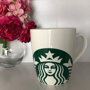 Huge Starbucks 46 fl oz coffee Mug Cup